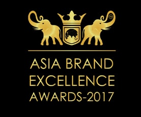 Mr. Vikas Ashiwal and Mr. Prabhat  with Recherche Digital : Asia Brand Excellence for Multimedia Services 2017