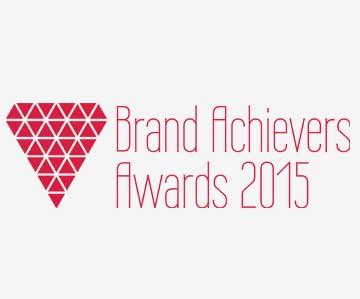 Brand Acheivers Award 2015